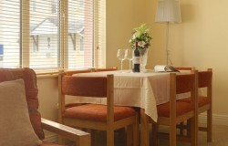 Dining Area - Superior Apartments